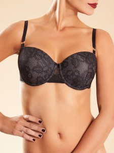 Molitor Lace Custom Fit Bra
