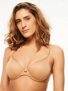 Modern Invisible Smooth Custom Fit Plunge Bra