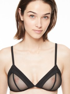 Encens'Moi Triangle Bra, Chantal Thomass designed by CL
