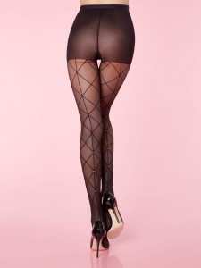 Veil Chic Pantyhose, Chantal Thomass designed by CL