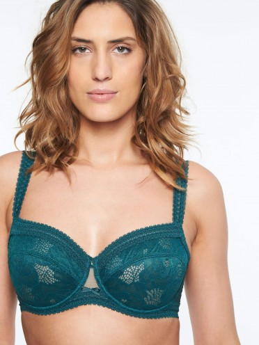 Montsouris Lace Full Demi Bra